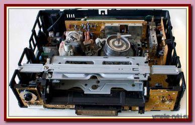 Секреты ремонта видеомагнитофонов - Panasonic