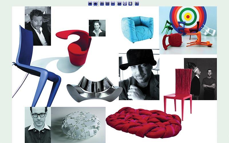 коллекция дизайнов