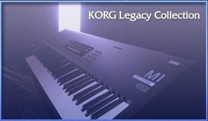 Korg Legacy Collection набор синтезаторов