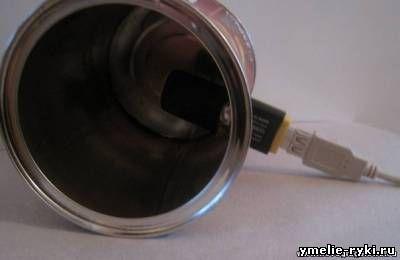 баночная антенна для CdMA модема