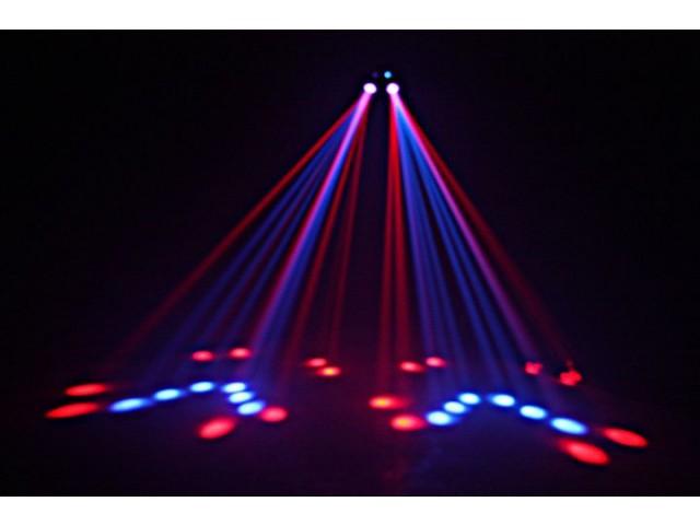 освещение на дискотеке